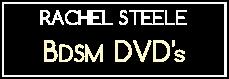 Rachel Steele BDSM DVD Studio 5675